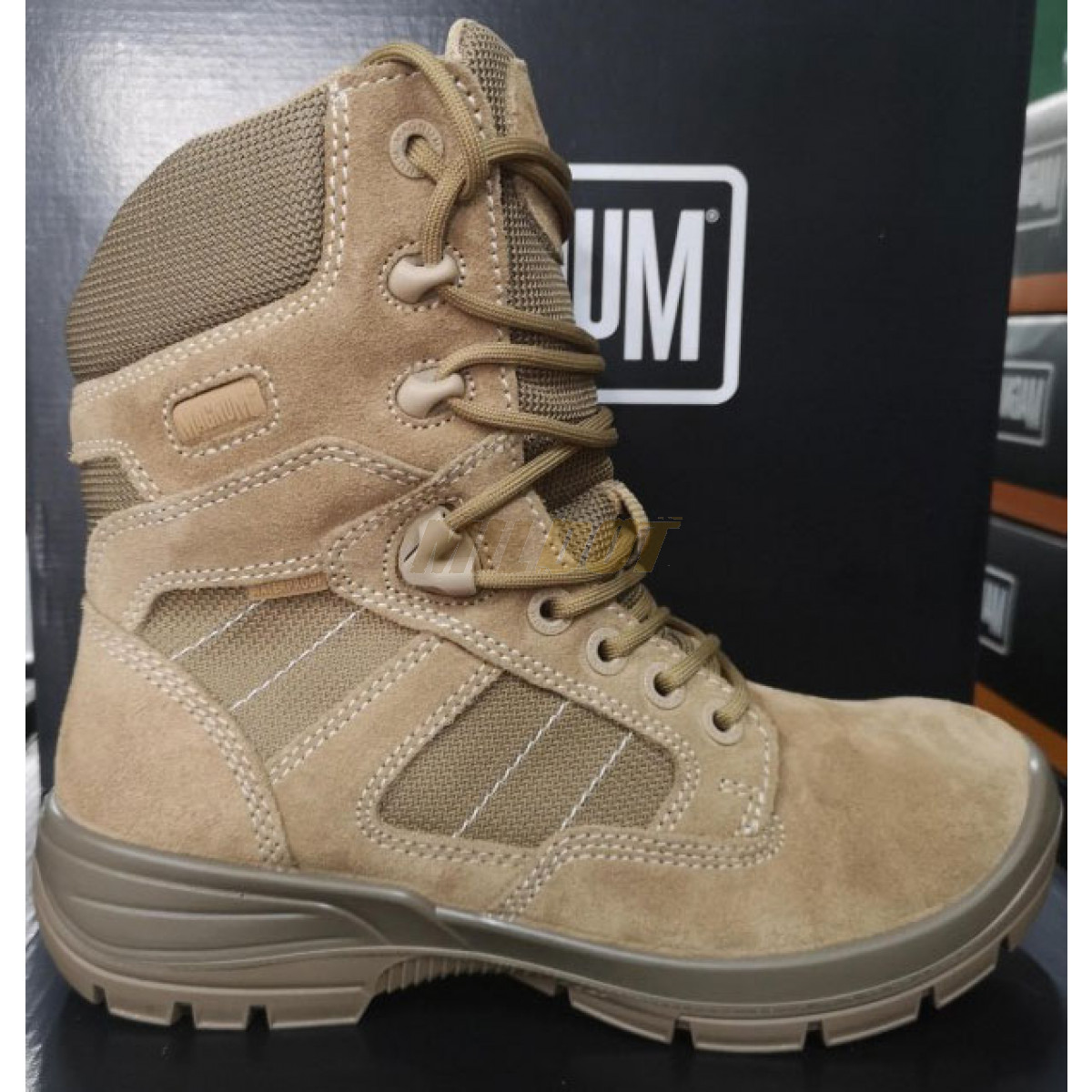 Botas MAGNUM Fox 8.0 Desert Waterproof