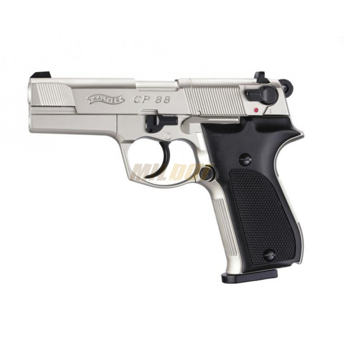 pistola walther cp88 nickel co2 4 5mm rh mildot es Walther CP88 Blued 6 Inch Walther CP88 Parts