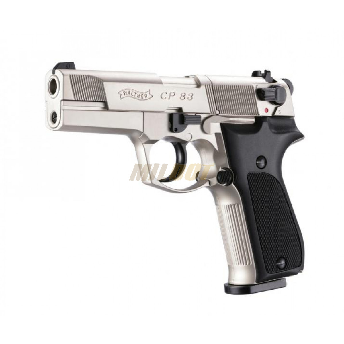 pistola walther cp88 nickel co2 4 5mm rh mildot es Walther CP88 Competition Walther CP88 Review