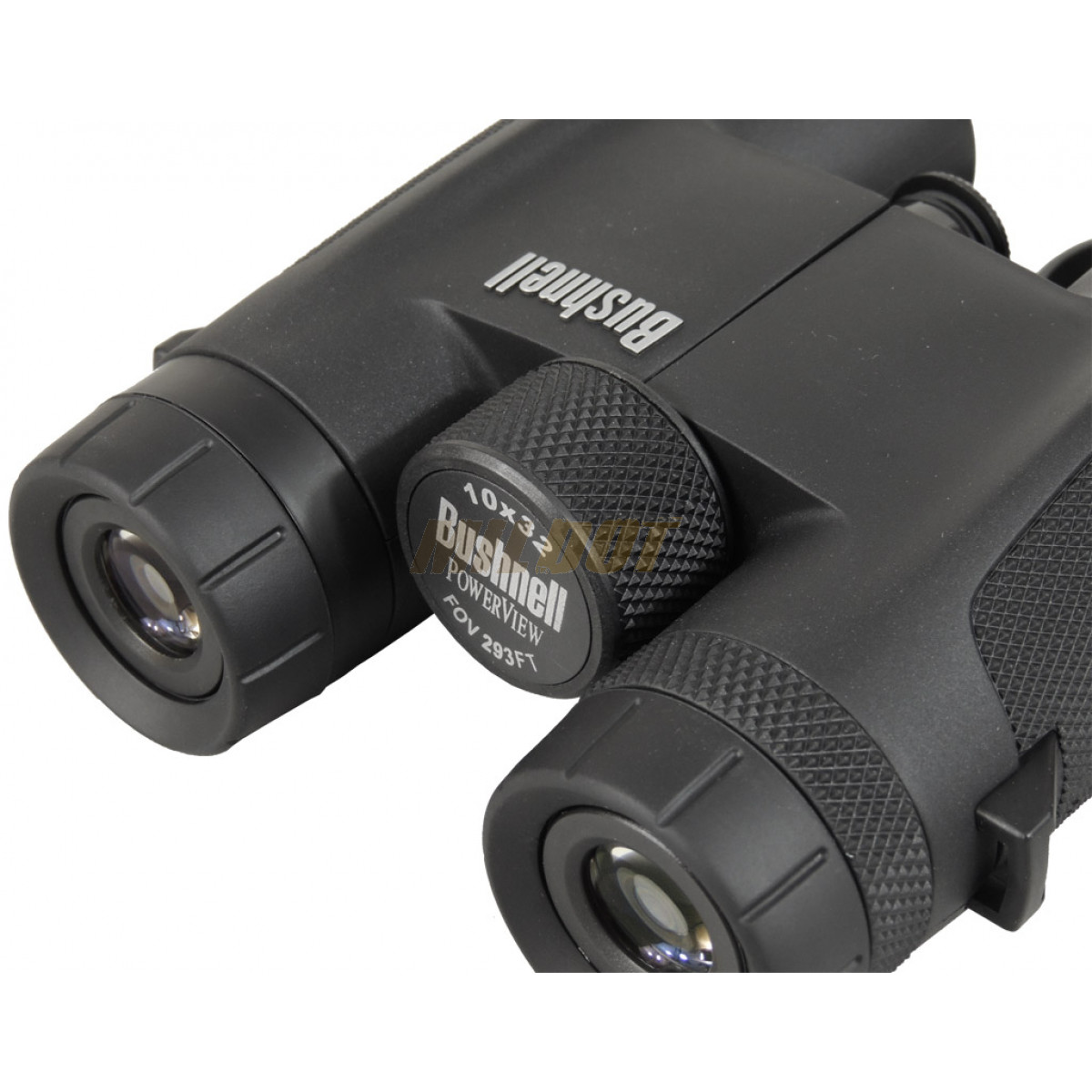 Prism/ático Bushnell 10x32mm PowerView negro