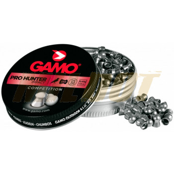 Balines GAMO Pro Hunter Competition calibre 4.5 mm