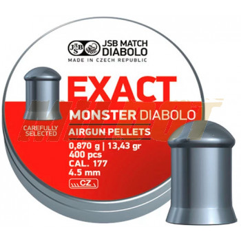 Balines JSB Exact Monster Diabolo 4.5 mm
