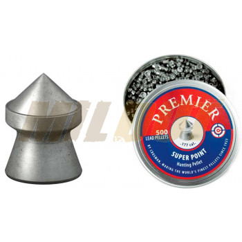 Balines CROSMAN Super Point 4.5 mm