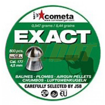 Balines JSB Exact 4.5 mm by COMETA