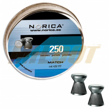 Balines NORICA Match 4.5 mm