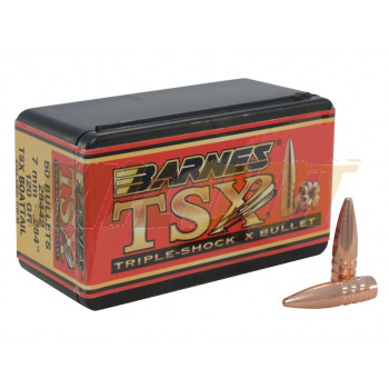 Puntas BARNES TSX Calibre 7mm - .284 de 120 Grains