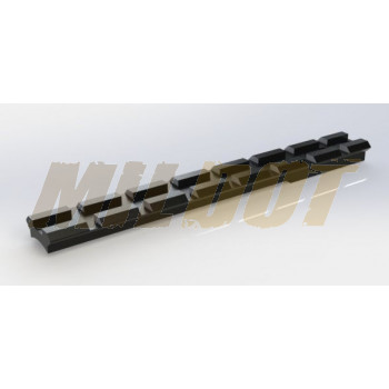 Base POLI NICOLETTA para Remington 700 LA
