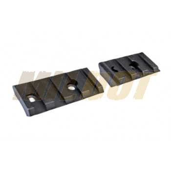 Bases Weaver de 2 piezas para Remington 700 SUN OPTICS