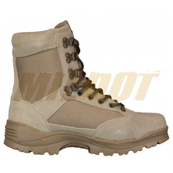 Botas militares BARBARIC FORCE Coyote