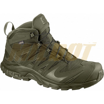 Botas SALOMON XA Forces MID GTX Ranger Green