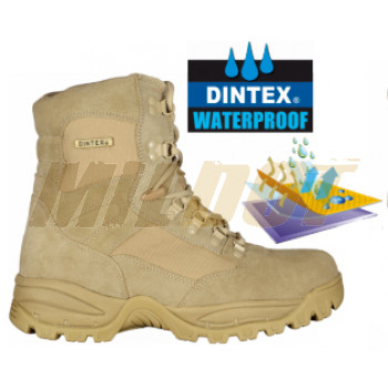Botas TASER Thunder Tan Waterproof