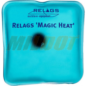 Calientamanos reutilizable RELAGS Magic Heat