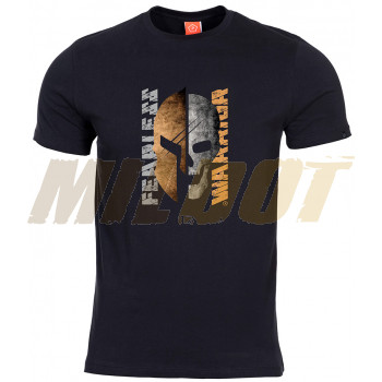 Camiseta PENTAGON Fearless Warrior negro