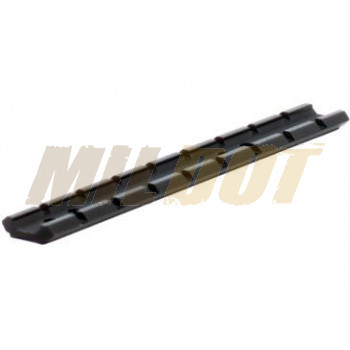 Carril Weaver monopieza para Mauser 98 SUN OPTICS