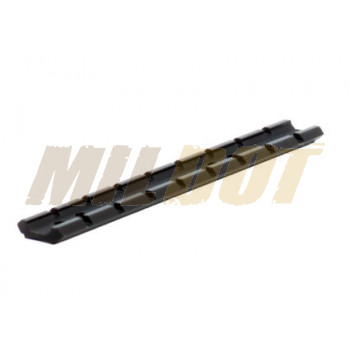 Carril Weaver monopieza para Remington 7400/7600 SUN OPTICS