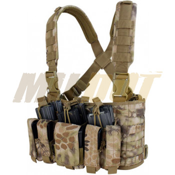 Chaleco táctico CONDOR Recon Chest Rig Kryptek Highlander
