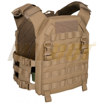 Chaleco porta placas WARRIOR ASSAULT Recon Coyote