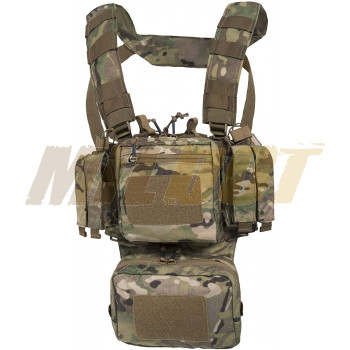Chaleco HELIKON-TEX Training Mini Rig Multicam