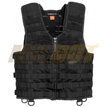 Chaleco Molle PENTAGON Thorax negro
