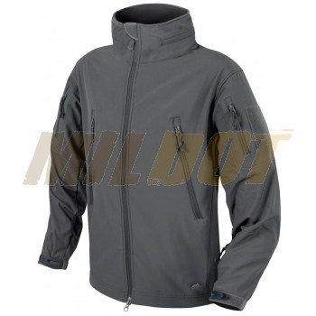 Chaqueta HELIKON-TEX GunFighter Softshell gris