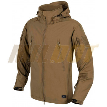 Chaqueta Softshell ligera HELIKON-TEX Trooper Coyote