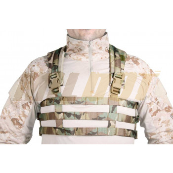 Chaleco GERONIMO Chest Rig Ultra Light MultiCam