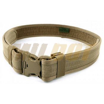 Cinturón militar WARRIOR ASSAULT Duty Belt coyote