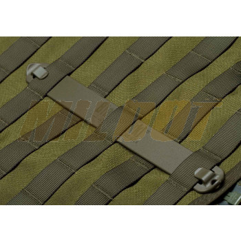 "Anclajes BLACKHAWK Speed Clips 9"" - verde"