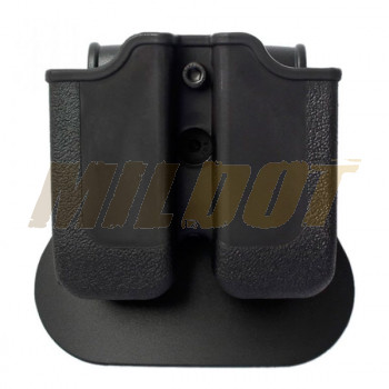 Doble funda portacargador IMI Defense para Glock
