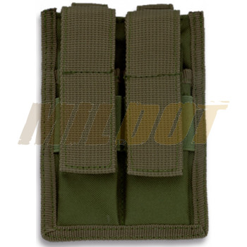 Doble funda portacargador de pistola BARBARIC FORCE