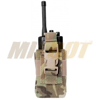Funda porta radio WARRIOR ASSAULT MultiCam