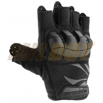 Guantes mitones MECHANIX MTO Fighter negros