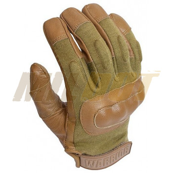Guantes WARRIOR ASSAULT Enforcer con Nomex coyote