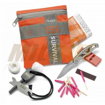 Kit de Supervivencia GERBER Basic de Bear Grylls