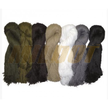 Kit de 7 colores camuflaje Ghillie MILTEC
