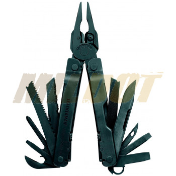 Multiherramienta LEATHERMAN Super Tool 300 Black