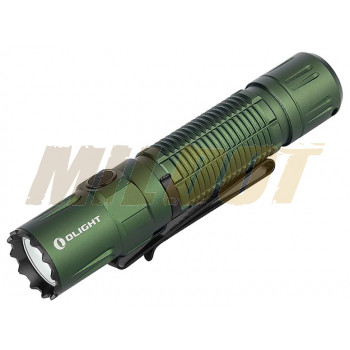 Linterna OLIGHT M2R Pro Warrior OD Green 1800 lúmenes