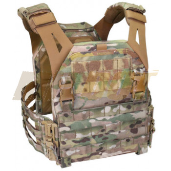 Chaleco porta placas WARRIOR ASSAULT LPC V2 Ladder Sides Multicam