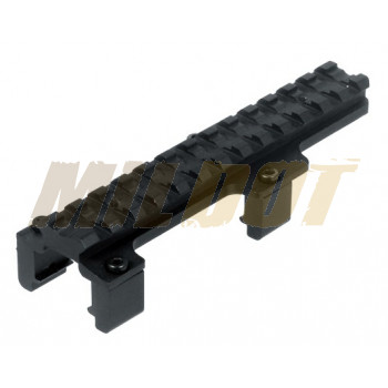 Base Picatinny LEAPERS UTG Stanag para MP5 y G3