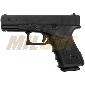 Pistola Glock 19 Blowback 6mm