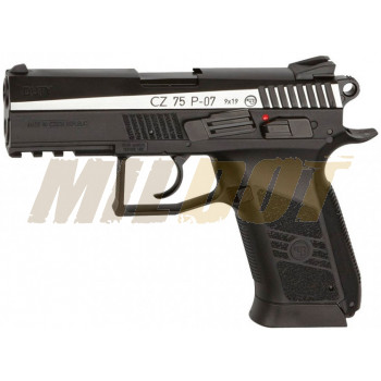 Pistola CZ 75 P-07 Duty Dual Tone Blowback CO2