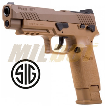 Pistola SIG SAUER M17 ASP Coyote CO2 4.5mm