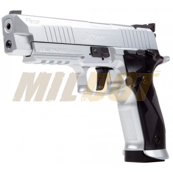 Pistola SIG SAUER X-Five Silver CO2 4.5mm