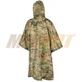 Poncho Impermeable HELIKON-TEX U.S. MODEL MultiCam