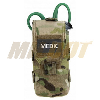 Pouch porta botiquín WARRIOR ASSAULT IFAK Multicam