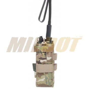 Pouch porta radio MBITR MultiCam de WARRIOR ASSAULT