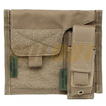Pouch WARRIOR ASSAULT Admin Panel coyote