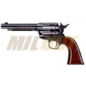 Revólver Colt Peacemaker Negro CO2 4.5mm