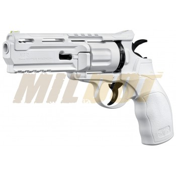 Revólver Elite Force H8R Gen2 White Edition CO2 6mm