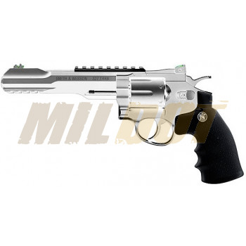 Revólver Smith&Wesson 327 TRR8 Steel Finish CO2 4.5mm